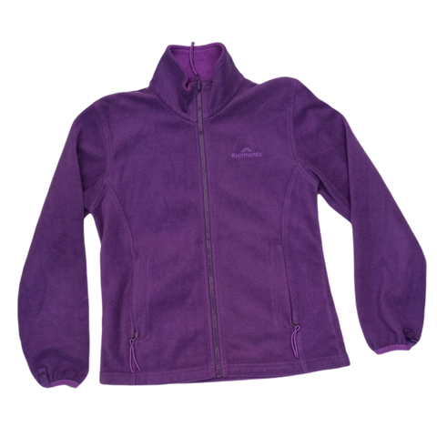 Preloved, Used, Secondhand, Girls, 8, Kathmandu, jacket, Excellent, Purple, Winter, Outdoor, Camping, Stylish, Girls Size 8,