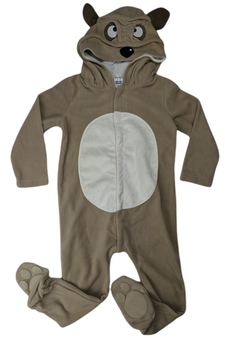 New, Boys, 3,4, CFK, romper, New without tags, Brown, Spring, Autumn, Winter, Animals, Stylish, Boys Size 3,4,