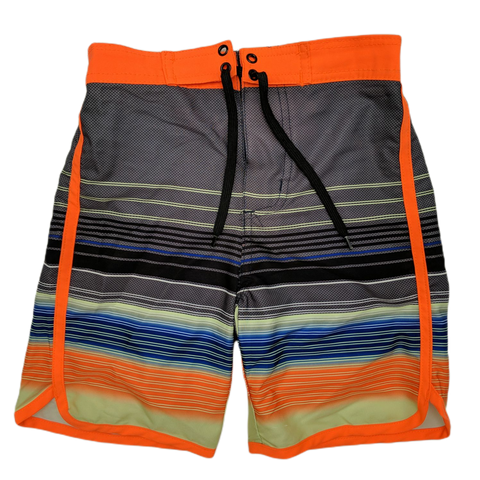 Preloved, Used, Secondhand, Boys, 6, Wave Zone, shorts, Excellent, Orange, Summer, Beach, Boys Size 6,