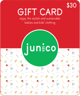 Gift Card JUNICO KIDS Gift Card Junico Kids 20.00 Junico Kids sustainable affordable preloved baby kids clothing clothes local shop australia