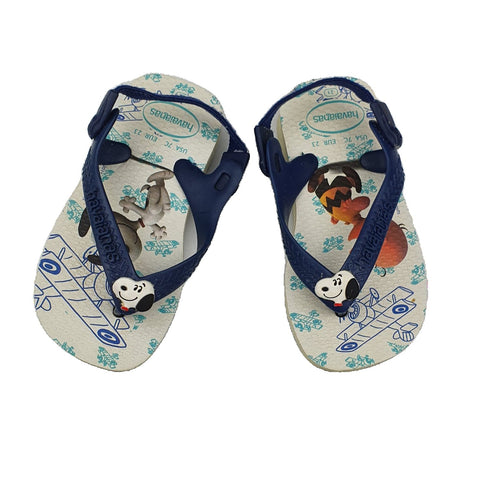 Sandals Size 0-1 HAWAIANAS Sandals Junico Kids 14.99 Junico Kids sustainable affordable preloved baby kids clothing clothes local shop australia
