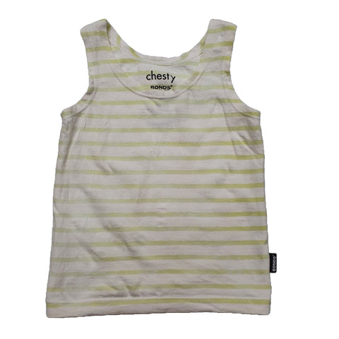 Top Size 0 Bonds chesty top Junico Kids 4.99 Junico Kids sustainable affordable preloved baby kids clothing clothes local shop australia