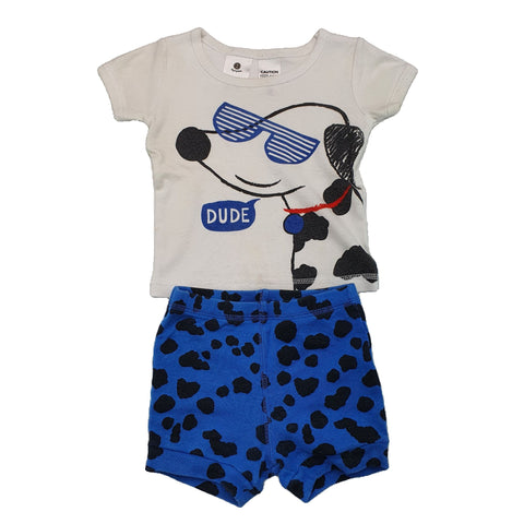 Set Size 0 Dymples snoopy set Junico Kids 4.99 Junico Kids sustainable affordable preloved baby kids clothing clothes local shop australia