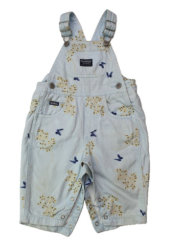 Overall Size 0 OshKosh spring overall Junico Kids 11.99 Junico Kids sustainable affordable preloved baby kids clothing clothes local shop australia