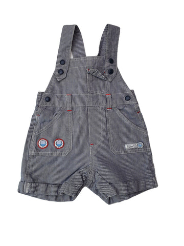 Overall Size 00 Max and Tilly cotton overall Junico Kids 14.99 Junico Kids sustainable affordable preloved baby kids clothing clothes local shop australia