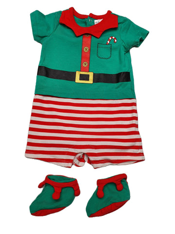 Set Size 00 Target elf outfit set Junico Kids 9.99 Junico Kids sustainable affordable preloved baby kids clothing clothes local shop australia