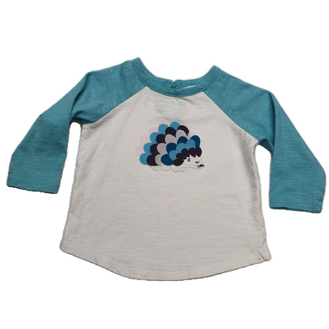T-Shirt Size 00 Target hedgehog t-shirt Junico Kids 3.99 Junico Kids sustainable affordable preloved baby kids clothing clothes local shop australia