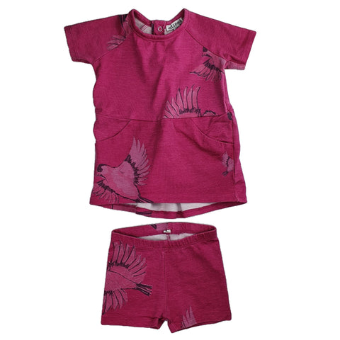 Set Size 000-00 ART & EDEN Set Junico Kids 14.99 Junico Kids sustainable affordable preloved baby kids clothing clothes local shop australia