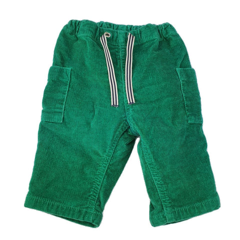 Pants Size 000 Petit Bateau corduroy pants Junico Kids 14.99 Junico Kids sustainable affordable preloved baby kids clothing clothes local shop australia