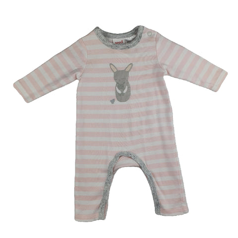 Romper Size 0000 SEED Romper Junico Kids 6.99 Junico Kids sustainable affordable preloved baby kids clothing clothes local shop australia