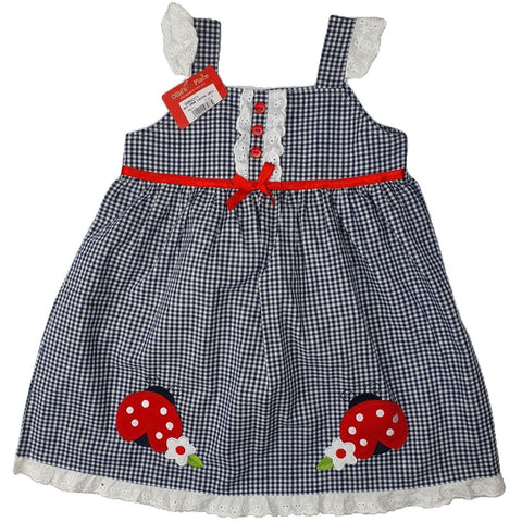 Dress Size 1-2 OLLIE'S PLACE Dress Junico Kids 11.99 Junico Kids sustainable affordable preloved baby kids clothing clothes local shop australia