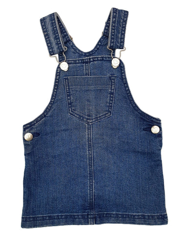 Jumpsuit Size 1 Anko denim jumpsuit Junico Kids 6.90 Junico Kids sustainable affordable preloved baby kids clothing clothes local shop australia