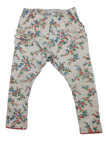 Leggings Size 1 BEBE BY MINIHAHA Leggings Junico Kids 7.99 Junico Kids sustainable affordable preloved baby kids clothing clothes local shop australia