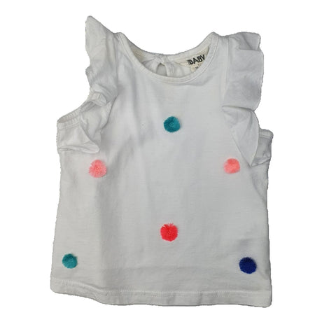 Top Size 1 COTTON ON BABY Top Junico Kids 7.99 Junico Kids sustainable affordable preloved baby kids clothing clothes local shop australia
