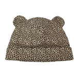 Hat Size 1 H&M leopard baby hat Junico Kids 4.99 Junico Kids sustainable affordable preloved baby kids clothing clothes local shop australia