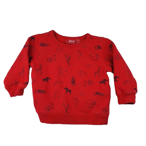 Jumper Size 1 SPROUT Jumper Junico Kids 7.49 Junico Kids sustainable affordable preloved baby kids clothing clothes local shop australia