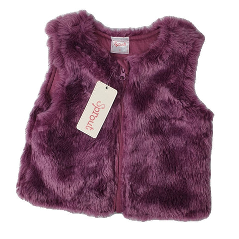 Vest Size 1 SPROUT Vest Junico Kids 19.99 Junico Kids sustainable affordable preloved baby kids clothing clothes local shop australia