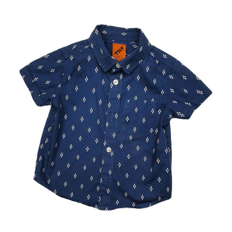 Shirt Size 1 TILT Shirt Junico Kids 4.49 Junico Kids sustainable affordable preloved baby kids clothing clothes local shop australia