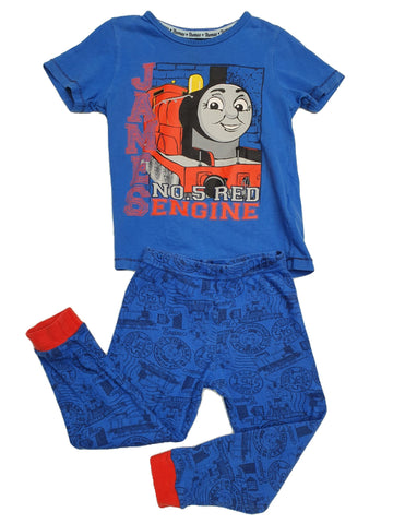 Pyjama Size 2-3 M&S Thomas set pyjama Junico Kids 3.90 Junico Kids sustainable affordable preloved baby kids clothing clothes local shop australia