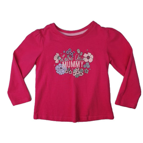 T-shirt Size 2 TARGET T-shirt Junico Kids 5.99 Junico Kids sustainable affordable preloved baby kids clothing clothes local shop australia