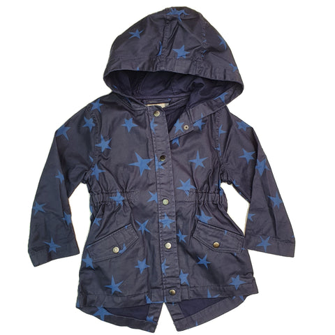 Jacket Size 3-4 Cotton On Kids unisex jacket Junico Kids 14.90 Junico Kids sustainable affordable preloved baby kids clothing clothes local shop australia