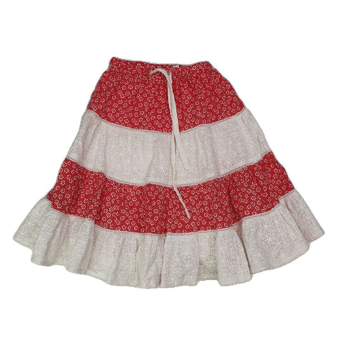 Skirt Size 3 Milkshake long-sleeve skirt Junico Kids 12.90 Junico Kids sustainable affordable preloved baby kids clothing clothes local shop australia