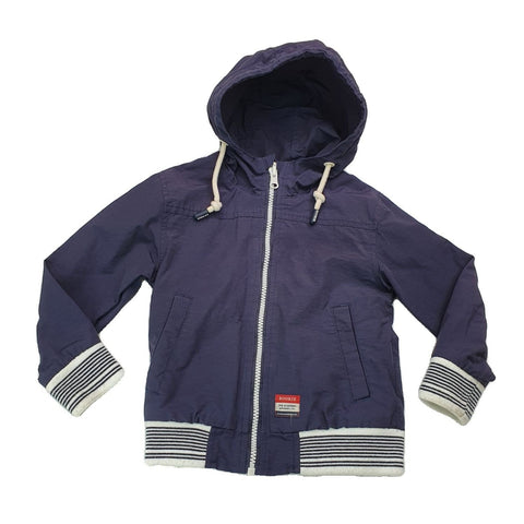 Jacket Size 3 Rookie navy jacket Junico Kids 17.99 Junico Kids sustainable affordable preloved baby kids clothing clothes local shop australia