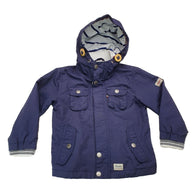 Jacket Size 3 Rookie navy jacket Junico Kids 20.99 Junico Kids sustainable affordable preloved baby kids clothing clothes local shop australia