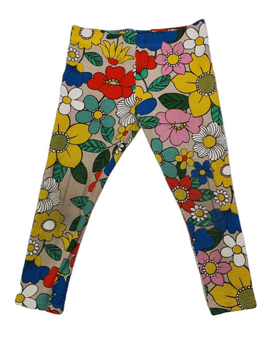 Leggings Size 3,4 Next floral leggings Junico Kids 5.90 Junico Kids sustainable affordable preloved baby kids clothing clothes local shop australia