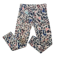 Leggings Size 4 Cotton On Kids leopard leggings Junico Kids 4.90 Junico Kids sustainable affordable preloved baby kids clothing clothes local shop australia