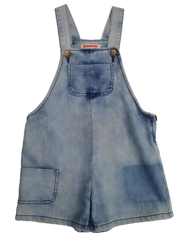 Overall Size 4 Gumboots denim overall Junico Kids 9.90 Junico Kids sustainable affordable preloved baby kids clothing clothes local shop australia