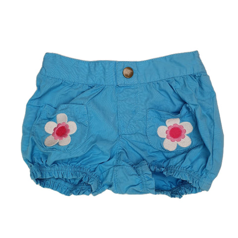 Shorts Size 4 Gymboree flower shorts Junico Kids 6.90 Junico Kids sustainable affordable preloved baby kids clothing clothes local shop australia