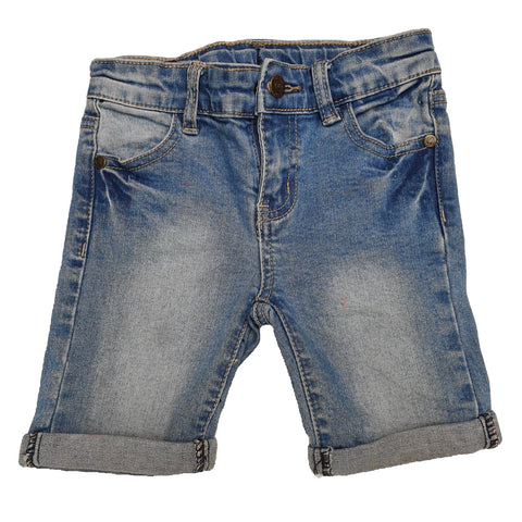 Shorts Size 4 Pumpkin Patch denim shorts Junico Kids 4.90 Junico Kids sustainable affordable preloved baby kids clothing clothes local shop australia