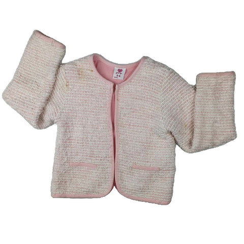 Cardigan Size 5-6 LEFTIES Cardigan Junico Kids 5.99 Junico Kids sustainable affordable preloved baby kids clothing clothes local shop australia