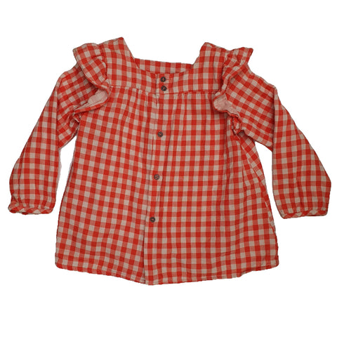 Top Size 5 Jack & Milly spring top Junico Kids 11.90 Junico Kids sustainable affordable preloved baby kids clothing clothes local shop australia
