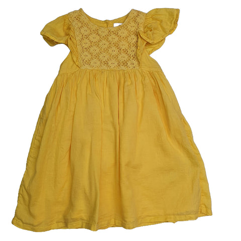 Dress Size 5 La Redoute summer dress Junico Kids 13.90 Junico Kids sustainable affordable preloved baby kids clothing clothes local shop australia
