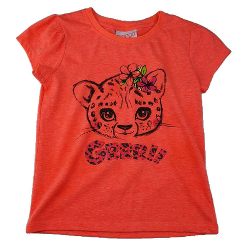 T-Shirt Size 5 Mango tiger t-shirt Junico Kids 4.99 Junico Kids sustainable affordable preloved baby kids clothing clothes local shop australia
