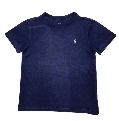 Tops Size 5 POLO RALPH LAUREN T-shirt Junico Kids 9.99 Junico Kids sustainable affordable preloved baby kids clothing clothes local shop australia