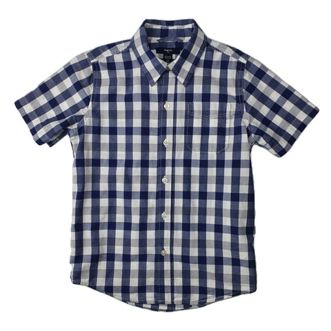 Shirt Size 6-7 GAP KIDS Shirt Junico Kids 10.99 Junico Kids sustainable affordable preloved baby kids clothing clothes local shop australia