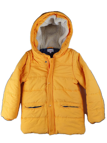Coat Size 6-7 SEED Coat Junico Kids 34.99 Junico Kids sustainable affordable preloved baby kids clothing clothes local shop australia