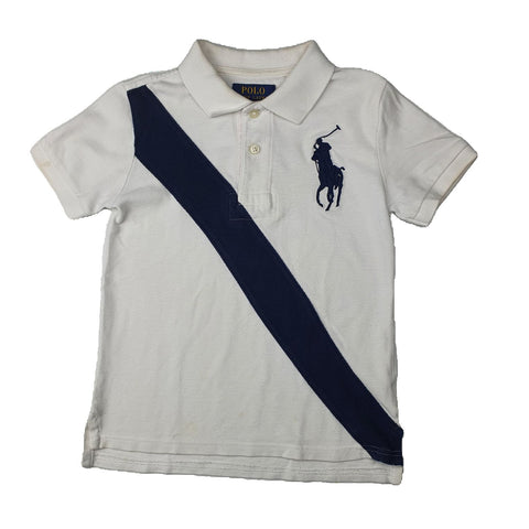 Polo shirt Size 6 POLO RALPH LAUREN Polo shirt Junico Kids 5.99 Junico Kids sustainable affordable preloved baby kids clothing clothes local shop australia