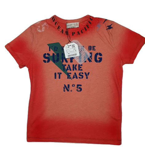 Tops Size 6 ZARA BOYS T-shirt Junico Kids 9.99 Junico Kids sustainable affordable preloved baby kids clothing clothes local shop australia