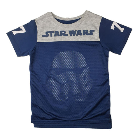 T-shirt Size 7 STAR WARS T-shirt Junico Kids 6.99 Junico Kids sustainable affordable preloved baby kids clothing clothes local shop australia