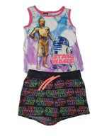 Set Size 7 Star Wars pyjama set Junico Kids 8.99 Junico Kids sustainable affordable preloved baby kids clothing clothes local shop australia
