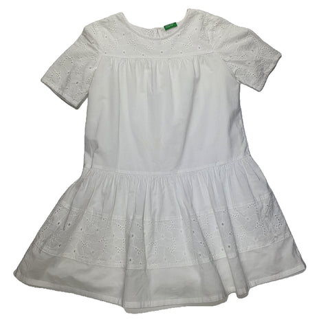 Dress Size 8-9 UNITED COLORS OF BENETTON Dress Junico Kids 19.99 Junico Kids sustainable affordable preloved baby kids clothing clothes local shop australia