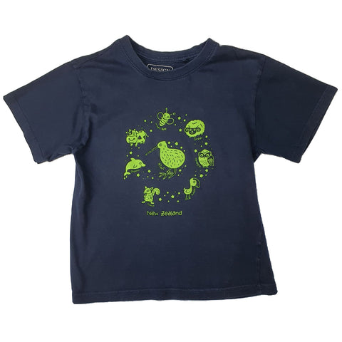 T-shirt Size 8 DESIGN APPAREL T-shirt Junico Kids 4.99 Junico Kids sustainable affordable preloved baby kids clothing clothes local shop australia
