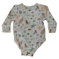 Size 000 Halcyon Nights outback romper
