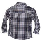 Size 2 Carter's checkered shirt