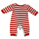 Size 0000 Baby Patch lion romper