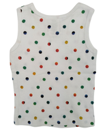 Size 00 The World of Eric Carle polka top preloved